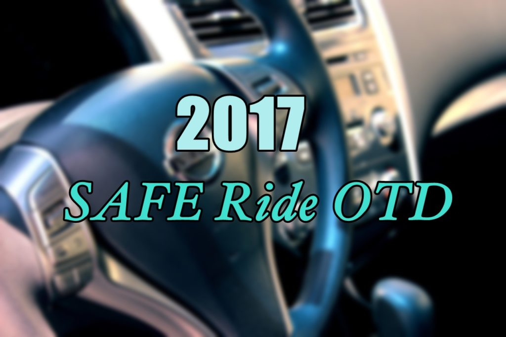 SAFE Ride OTD gives record breaking number of rides