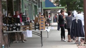 2017 Sidewalk Sales begin in Downtown Scottsbluff