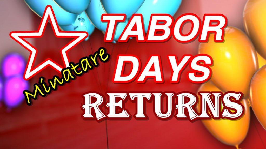 Tabor Days celebration returns to Minatare Saturday