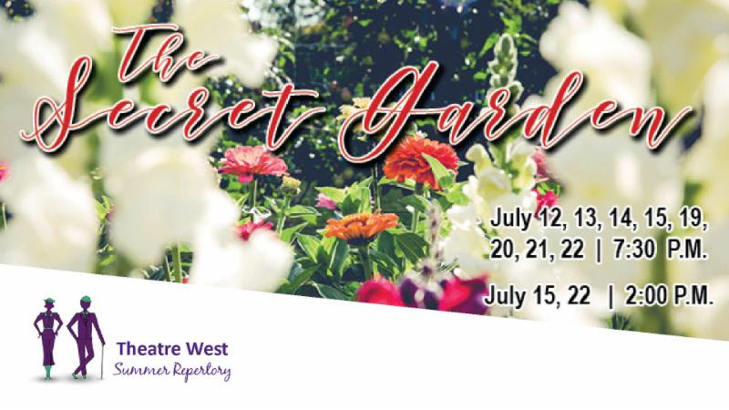 "Musical ""Secret Garden"" next Theatre West production"