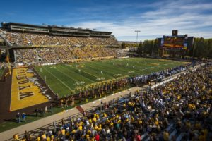 Beer and Wine to be Sold at Wyoming Home Football and Basketball Games in 2017-18