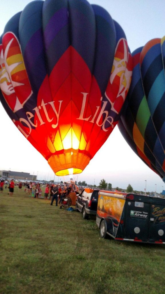 Volunteers and Sponsors sought for Old West Balloon Fest