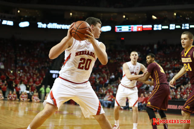 Two Huskers Named to NABC Honors Court