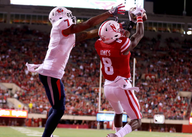 Nebraska FB: Jones Named to Thorpe Award Watch List