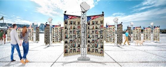 Traveling 9/11 memorial to make appearance in Nebraska