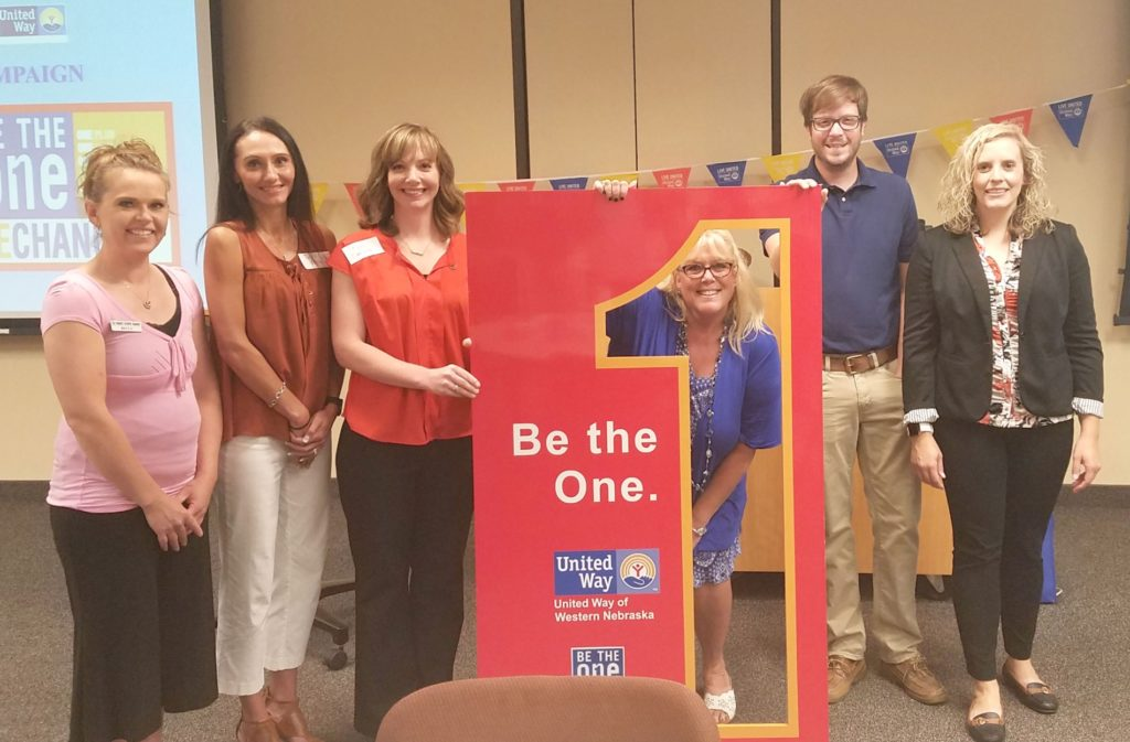 UW campaign 'Be the One Be the change' kicks off