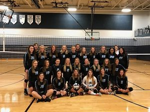 (AUDIO) BRLD Volleyball hoping to shine this season