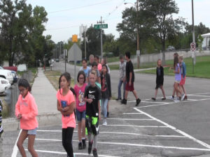 Bayard welcomes students back for first day of school