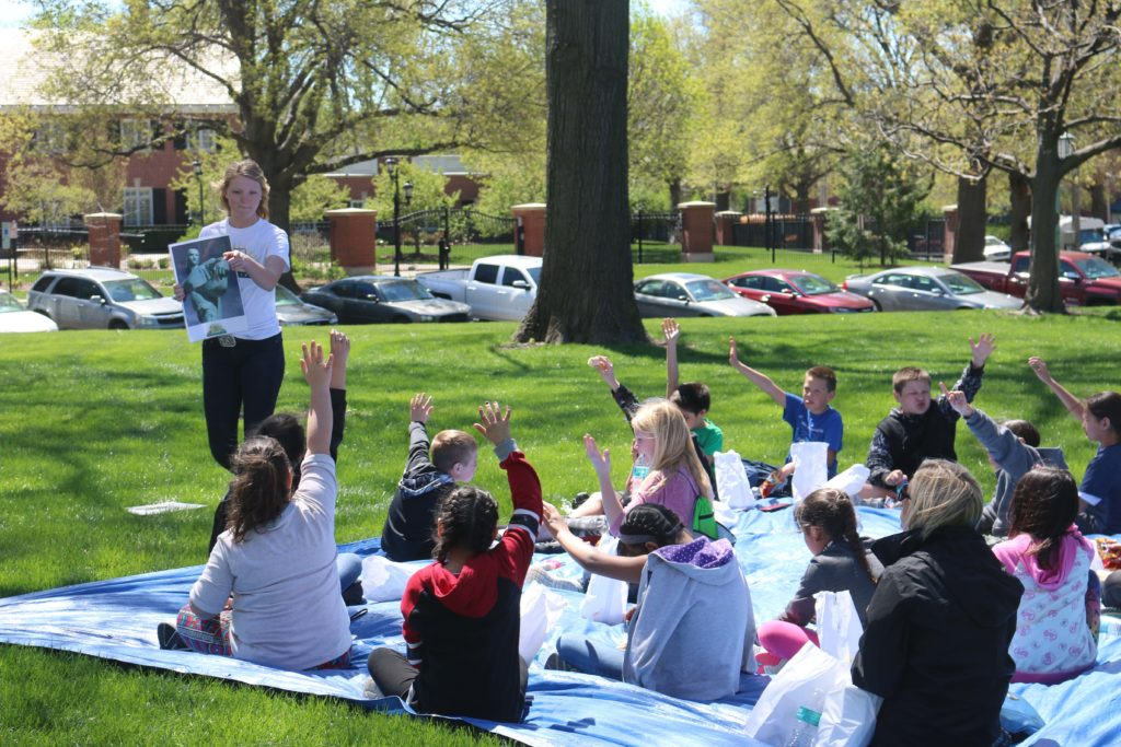Popular Ag Sack Lunch program brings ag awareness to students and their families
