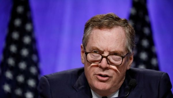 Lighthizer Defends U.S. Agriculture at WTO Ministerial