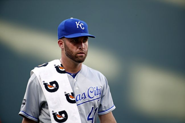 Royals pitcher Danny Duffy cited for DUI in Kansas