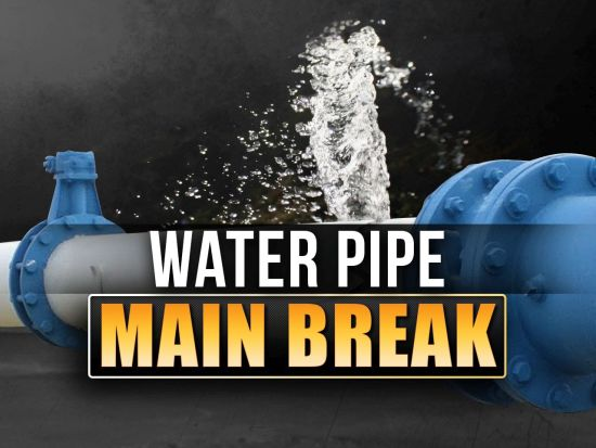City crews begin process to install new water main on Broadway