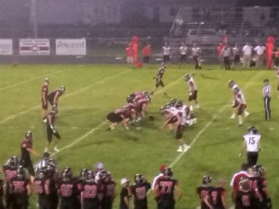 (Audio) Haymakers Hold Off Chase County