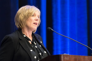 Keller Elected U.S. Grains Council Chairman, First Woman To Hold The Office