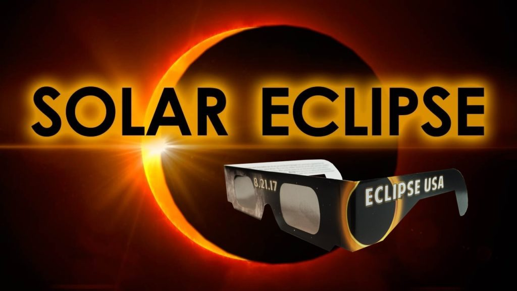 Certified glasses will ensure safe solar eclipse viewing