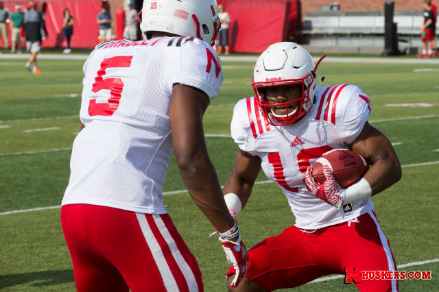 Huskers Ready For 3rd Week Of Fall Camp