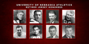 Nebraska to Add Eight Football Standouts to Retired Jersey Group