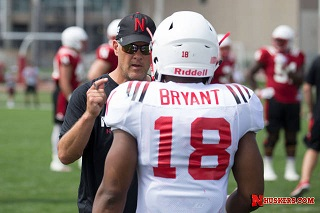 Husker Offense Progressing and Moving Forward