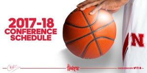 Husker Men's Basketball's Conference Schedule Released