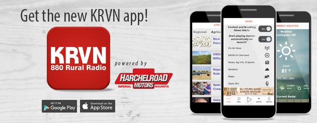 KRVN Mobile App