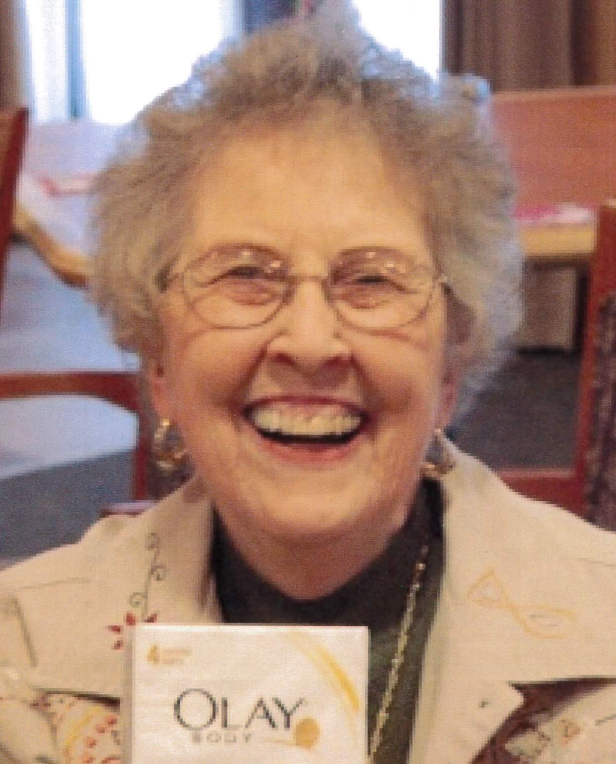 Marian R. Bailey, 92, of Gothenburg, Nebraska