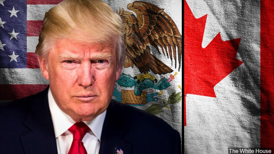 No NAFTA, No Trump Re-election