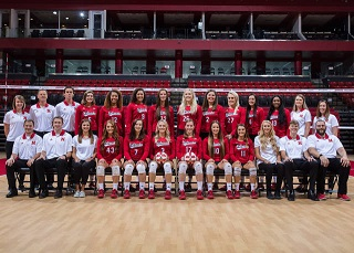 Huskers Ranked No. 5 in AVCA Preseason Poll