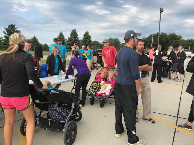 "(Audio)  Good Turnout For The ""Pave the Path"" Event in West Point"