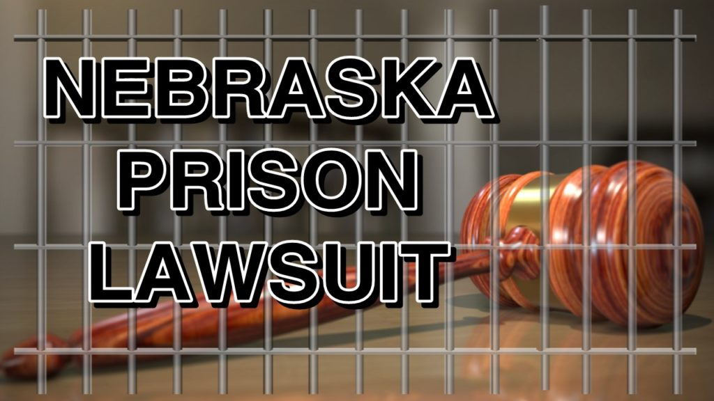 Class-action status sought for Nebraska inmates' lawsuit