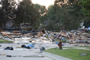Lincoln home explosion injures 2; cause under investigation