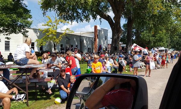 North Loup  Popcorn Days celebrates 116 years of fun