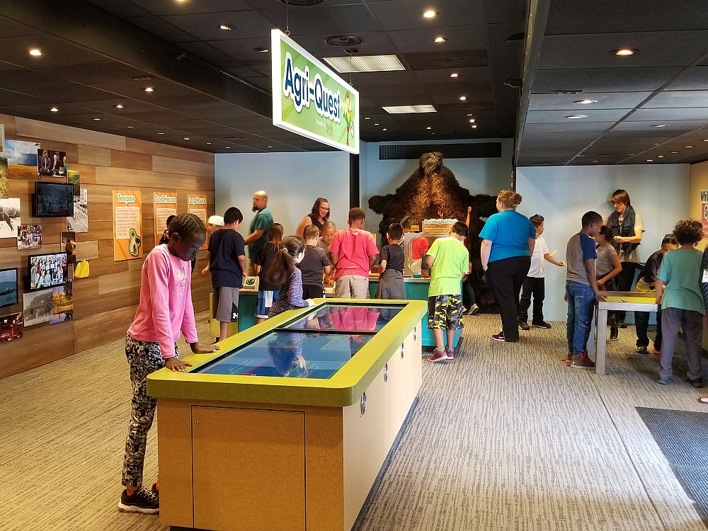 (AUDIO)Nebraska 150 Children's Museum in Lexington through Saturday
