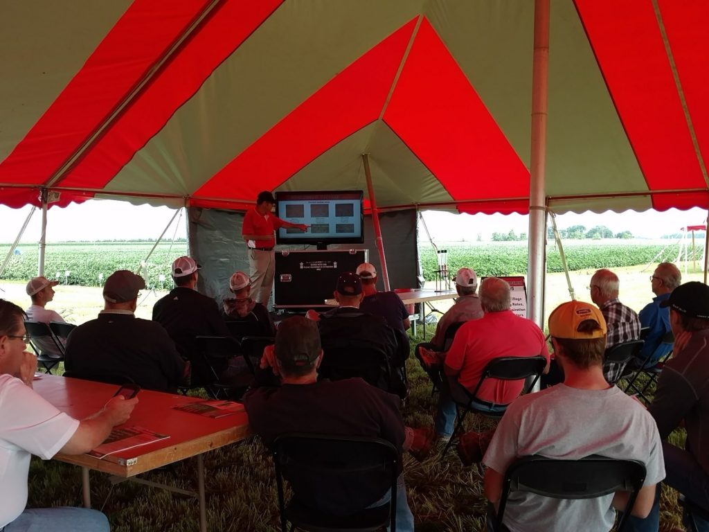(VIDEO) Soybean Management Field Days Head Across Nebraska