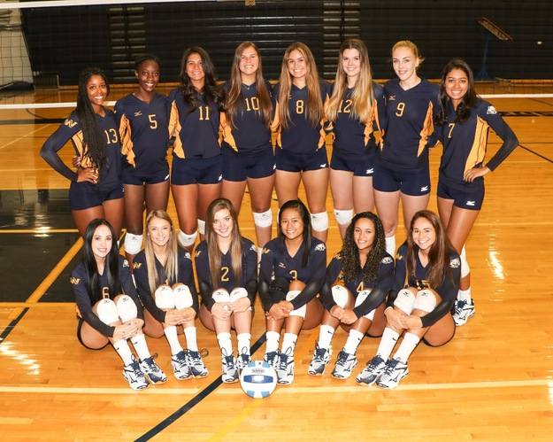 WNCC volleyball splits Saturday matches at Barton Classic