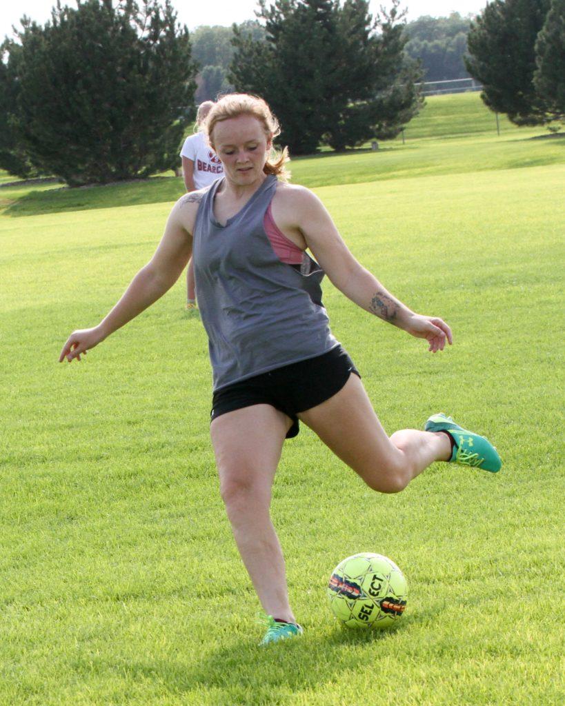 WNCC women's soccer open practice
