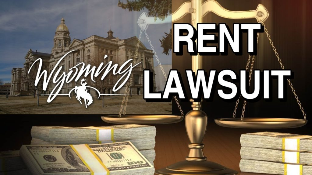 Company sues state of Wyoming over rent