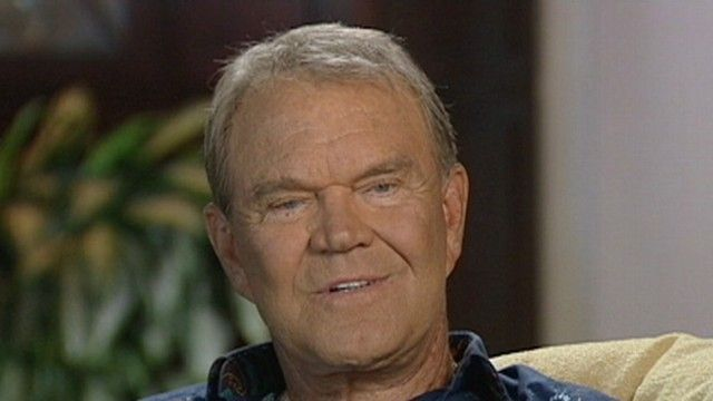 Country Music Legend Glen Campbell dies at 81