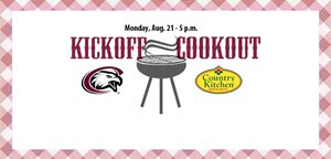 Eagle Booster Club hosting annual cookout