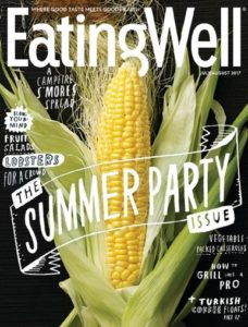 National Young Farmers Coalition's Lindsey Shute receives Eating Well Magazine's 2017 American Food Heroes Award