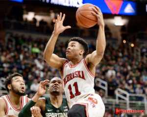 Husker Hoops Announce 2017-18 Non-Conference Schedule
