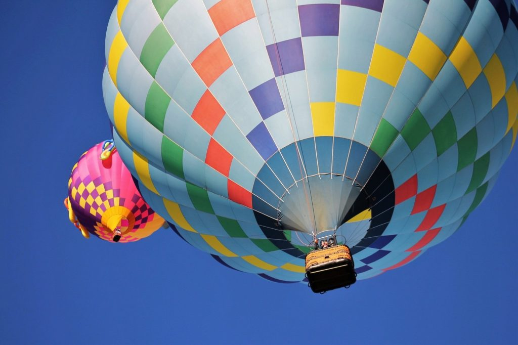 3rd annual Old West Balloon Fest set for this weekend