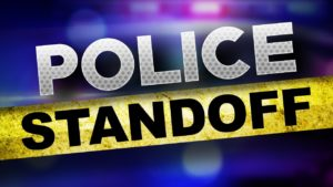 Standoff in Minden Ends, Two Arrested