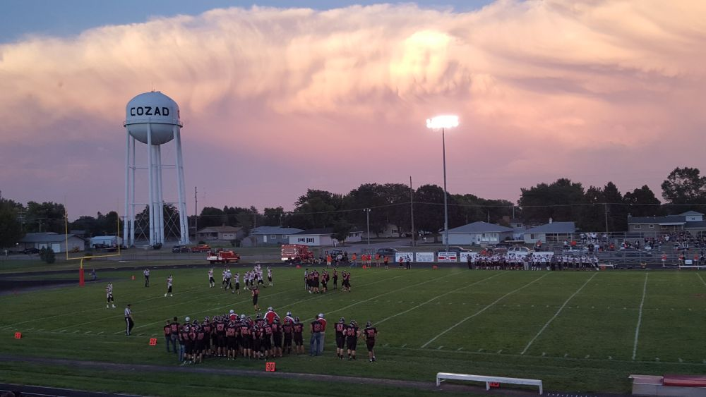 (Audio) Ogallala Wins A Wild One In Cozad