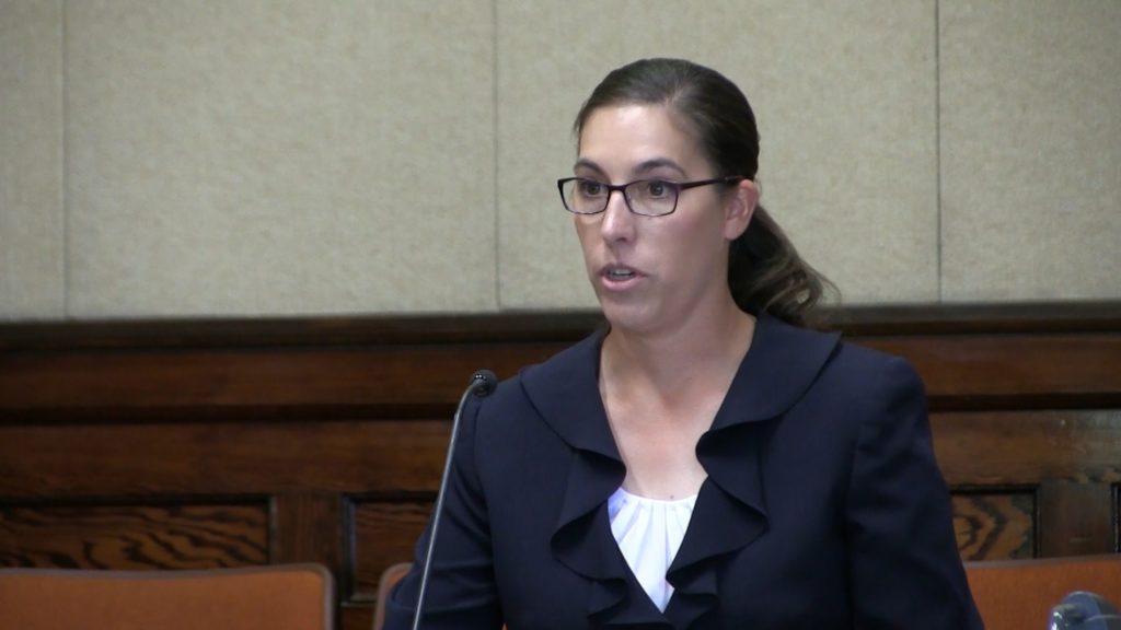 Gov. Ricketts appoints Andrea Miller to Twelfth Judicial District Judgeship
