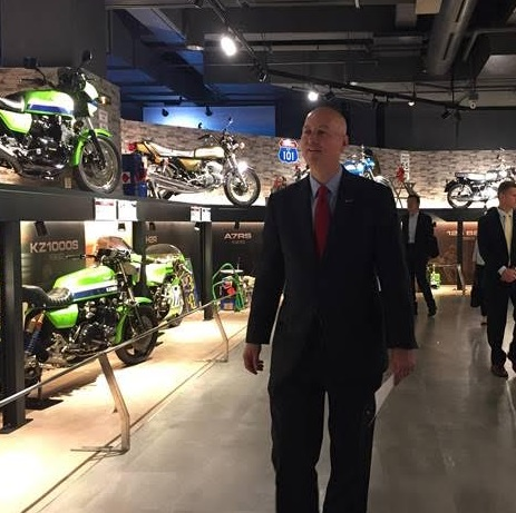 Gov. Ricketts Visits Hyogo Prefecture and Japanese Manufacturers on Final Day of Trade Mission