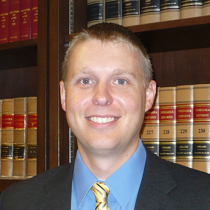 Gov. Ricketts Appoints Kale B. Burdick to Eighth Judicial District County Judgeship