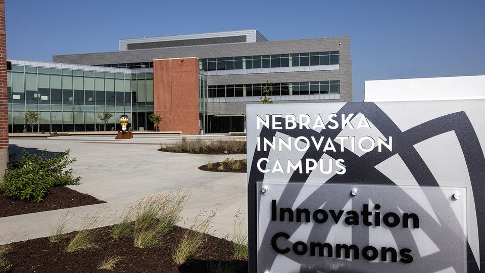"(Video) Nebraska Innovation Campus Opens $15.3 Million ""Rise"" Building"