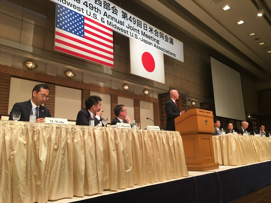 Gov. Ricketts Leads Second Japan Trade Mission to Expand Trade Opportunities