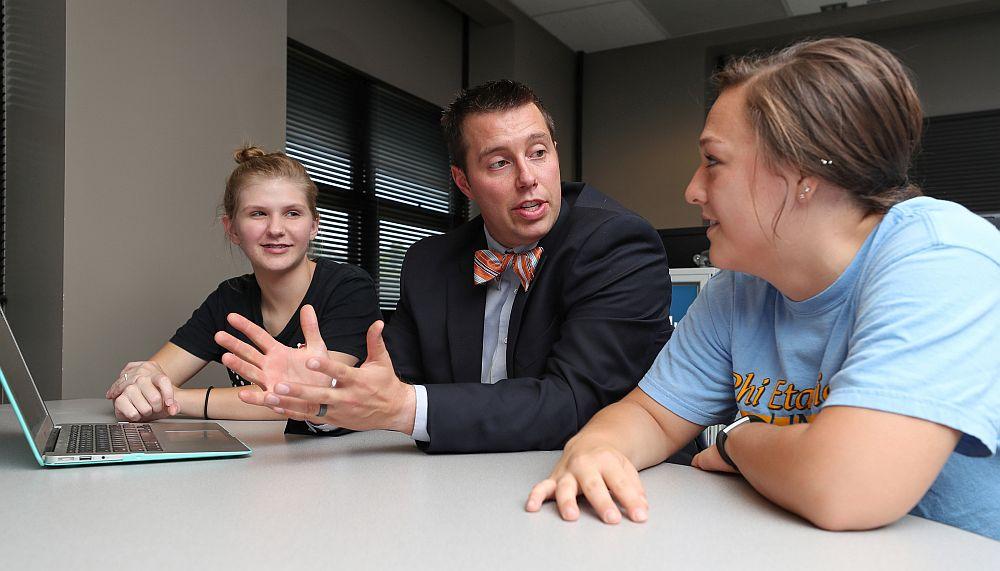 UNK starts online social work programs; Helps meet human services needs across Nebraska