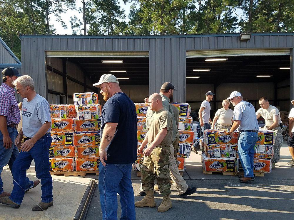 Rural Nebraskans Helped Texans on Sunday